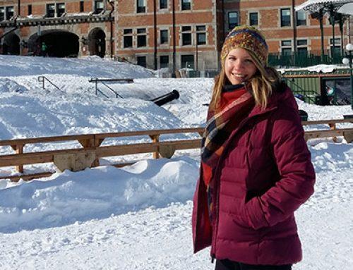 Kassandras Winterwunder in Kanada
