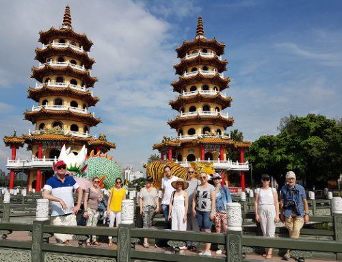 Die Vielfältigkeit Taiwans erlebt