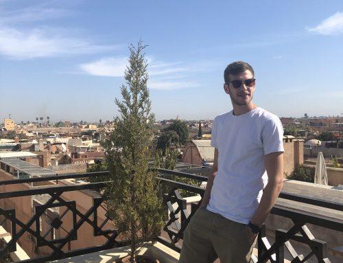Agadir und Marrakesch