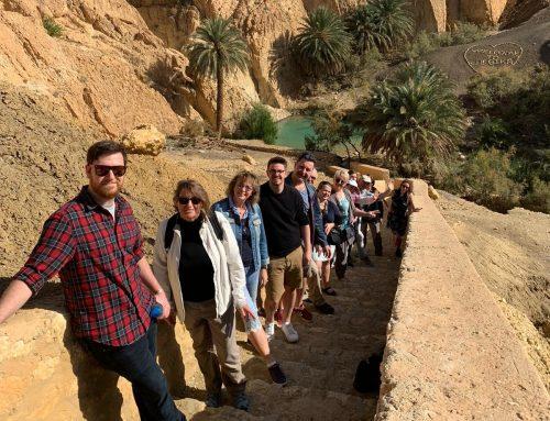 Von Djerba nach Tozeur – Expis entdecken die Wüste Tunesiens