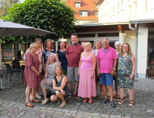 Erste WSS-Studienreise nach Lockdown führt Expis in den Harz