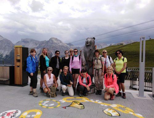 Expedienten erkunden Graubünden